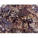 Casse chocolat noir mendiants